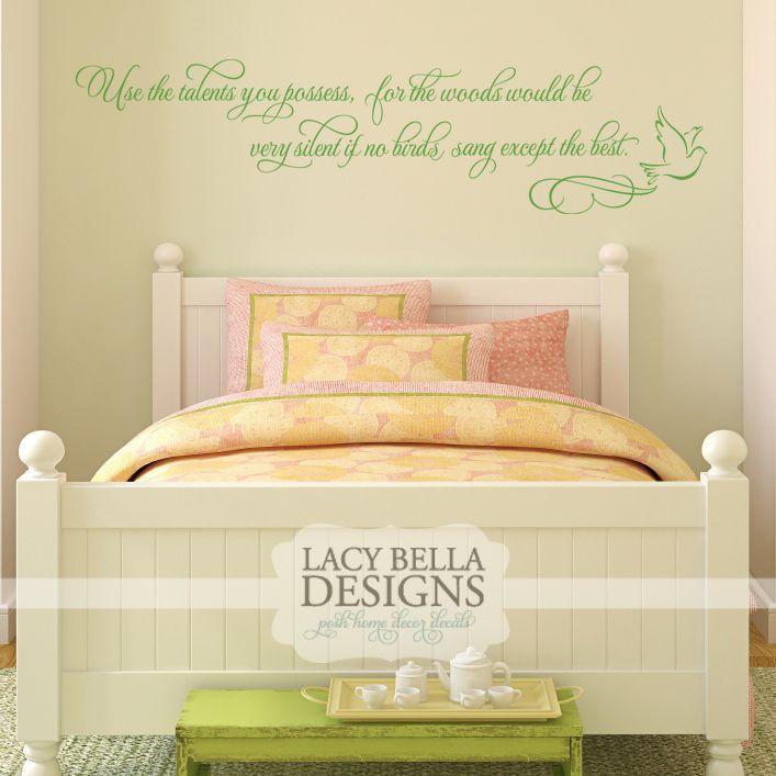 77 best Kids Rooms - Girls images on Pinterest | Girl room, Room ...