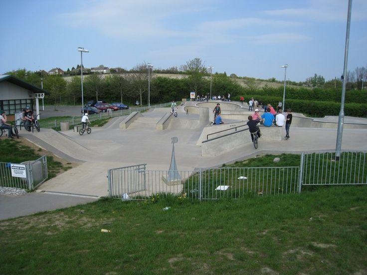 Saffron Walden Skatepark