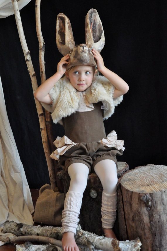 Kleine Brötchen-Brötchen; Mädchen Cord und Rüschen spielen Anzug / Upcycled, Dress-Up Strampler mit Beinlinge (Gr. 4) bereit, Schiff
