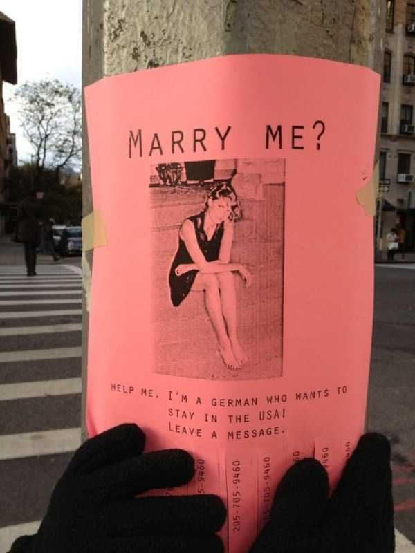 Someone, Please… Ridiculous Marriage Proposals To Which The Answer Will Be No • Page 5 of 6 • BoredBug