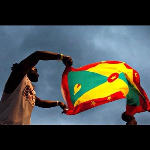 #Grenada flag