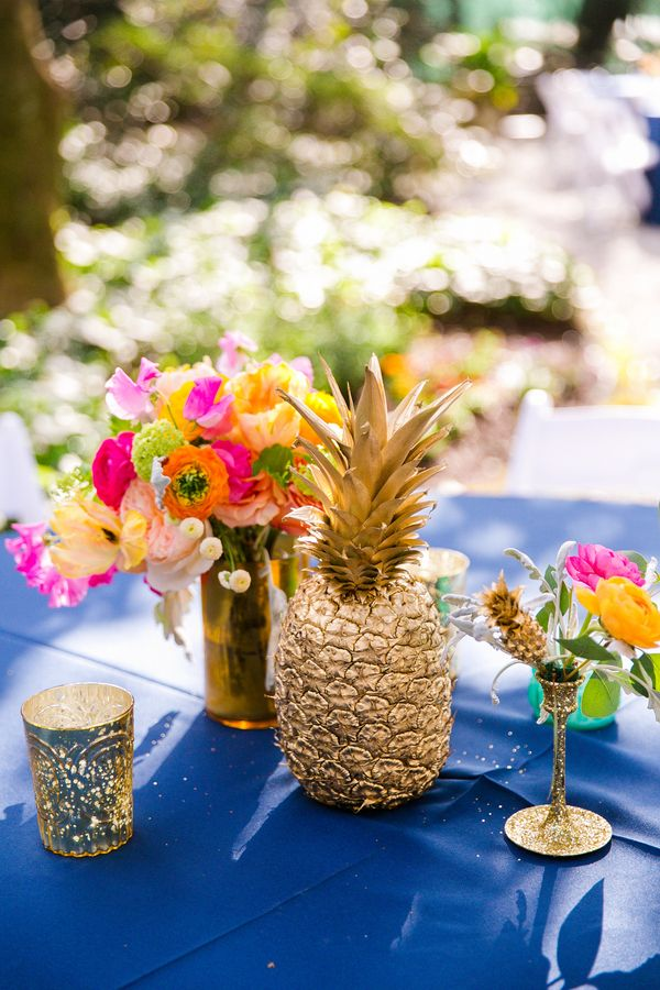 Lily Pulitzer-Inspired Charleston Wedding  on Borrowed & Blue.  Photo Credit: Dana Cubbage Weddings