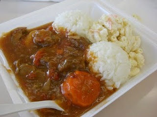 Local Beef Stew!