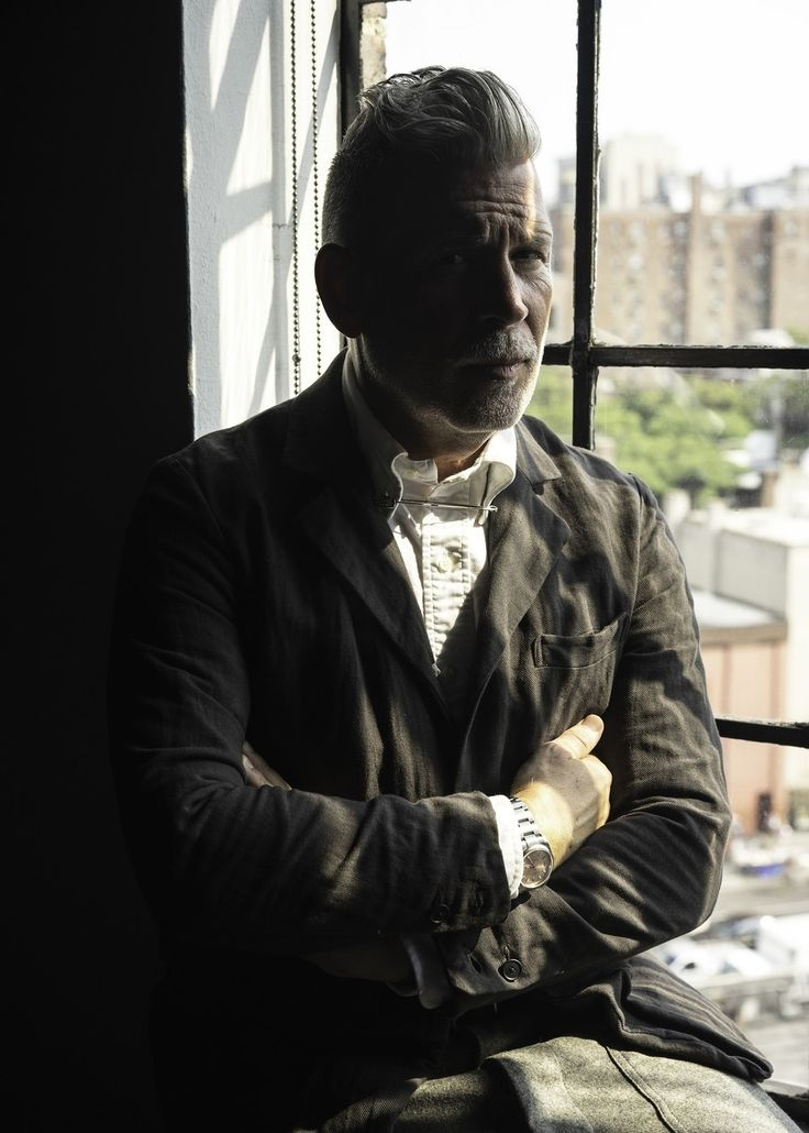 Nick Wooster Tells Us How He Became a Style Icon   VICE   United States
