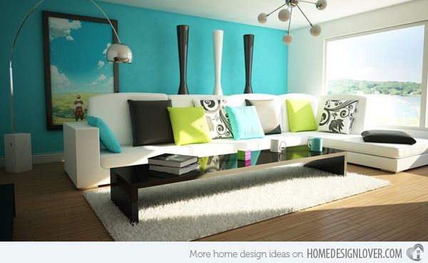 15 Enchanting Color Schemes for Living Rooms