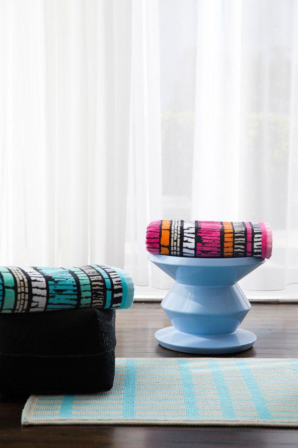 KAS Kobi bath towels #lovekas