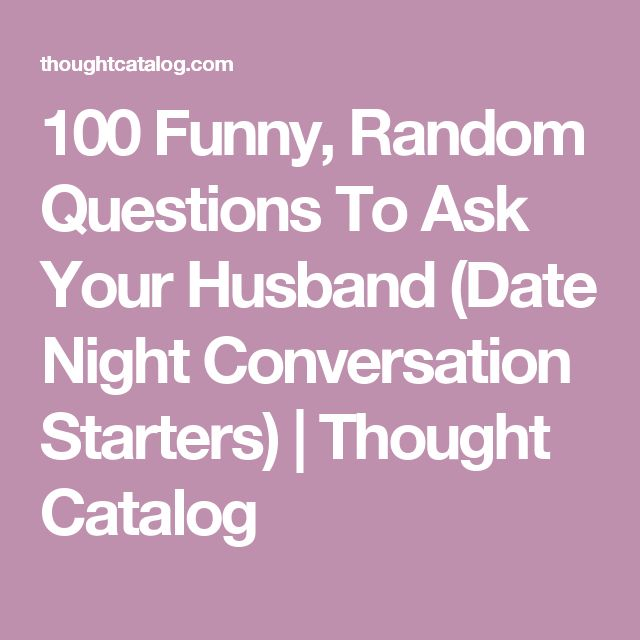 creative questions to ask online dating