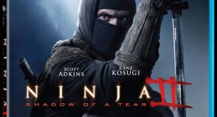Trailer of Ninja 2 Shadow of a Tear met in de hoofdrol Scott Adkins