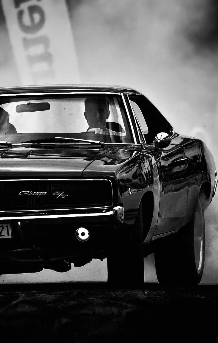1968 Dodge Charger R/T by Henrik Lindberg