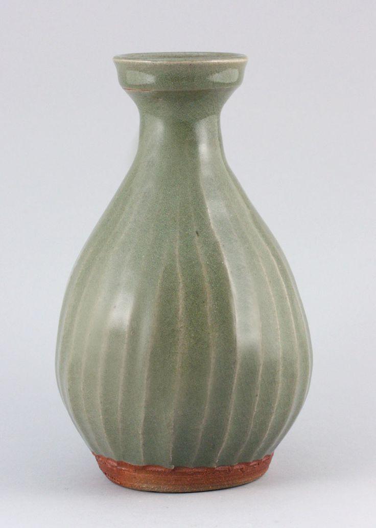 Bernard Leach (British, 1887-1979), A bottle Vase, circa 1960
