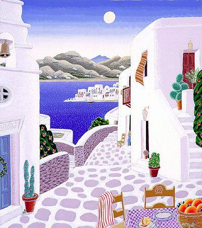 Thomas McKnight Aegean Lane