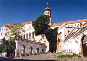 Mikulov Chateau, Czech Republic