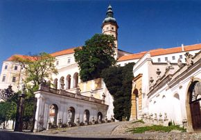 Mikulov Chateau, Czech Republic