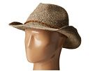 Hat Attack Raffia Crochet Small Cowgirl