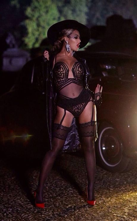 """Beyonce in """"Partition"""" - want this! Must get to my closet!"""