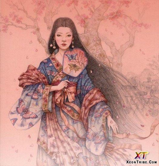 yvonne gilbert | Marvelous Artwork By Anne Yvonne Gilbert
