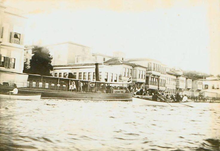 Eski İstanbul / Emirgan / 1899 http://ift.tt/259YM9q
