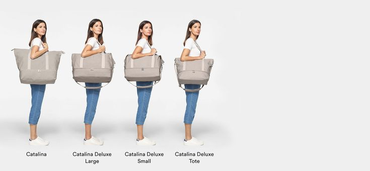 Women's Canvas Weekender Bag - The Catalina Deluxe - Lo & Sons