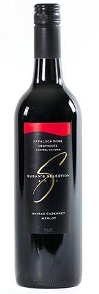Pick Drinks - Eppalock Ridge 2010 Susan's Selection Shiraz, Cabernet, Merlot,