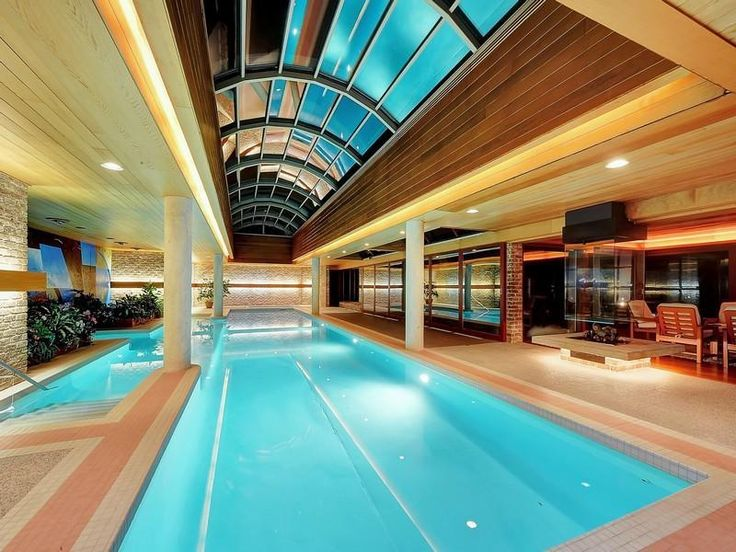 Luxury Homes With Indoor Pools 69 best spectacular swimming pools images on pinterest | swimming
