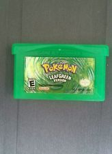 Pokemon: LeafGreen Version (Nintendo Game Boy Advance) Authentic  get it http://ift.tt/2dr19Rc pokemon pokemon go ash pikachu squirtle