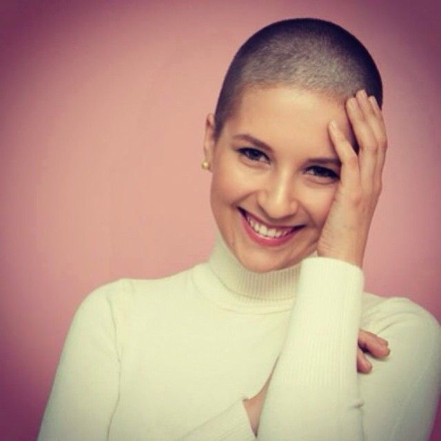 Bald Ladies UltraShort Clipper Haircuts additionally flagallery ultra ...