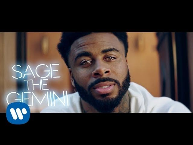 Sage the Gemini - Now & Later [Official Music Video] - YouTube
