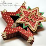 Many Merry Stars Simply Created Kit, Alternative Gift Box, Stampin' Up!