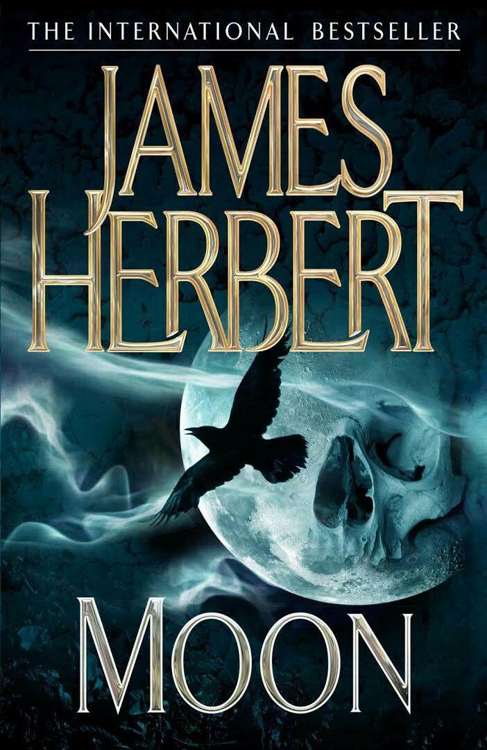 """#425. """"Moon"""" *** James Herbert (1985)"""
