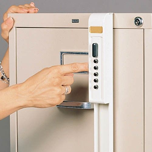 New Global File Cabinet Lock Replacement
