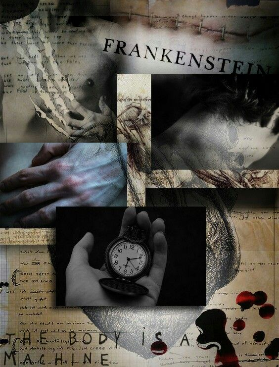 Doctor Frankenstein Moodboard  inspired by #PennyDreadful  #mywork