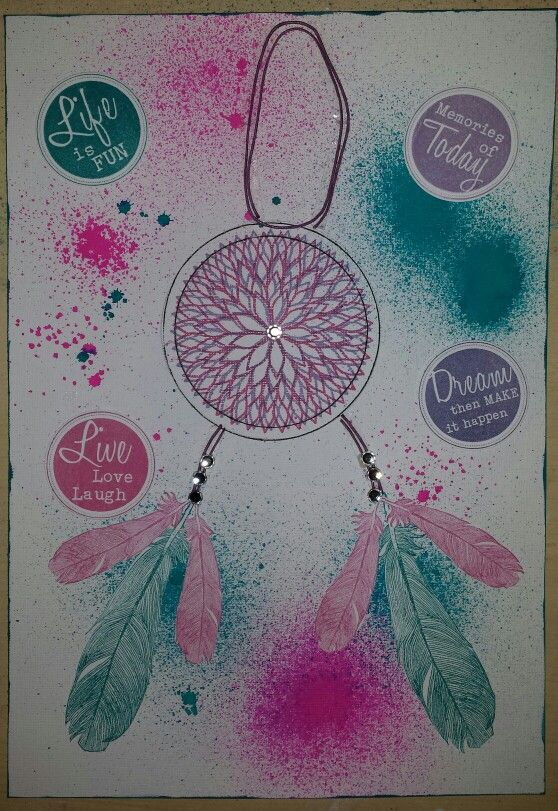 Kaszazz alternative to book covering for back to school with a dream catcher and inspirational quotes
