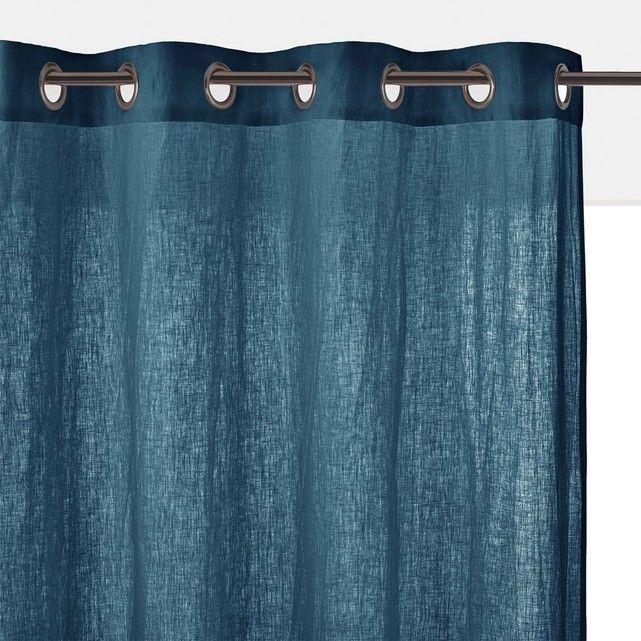 les 25 meilleures id es de la cat gorie rideau lin sur pinterest voilage lin rideaux en lin. Black Bedroom Furniture Sets. Home Design Ideas