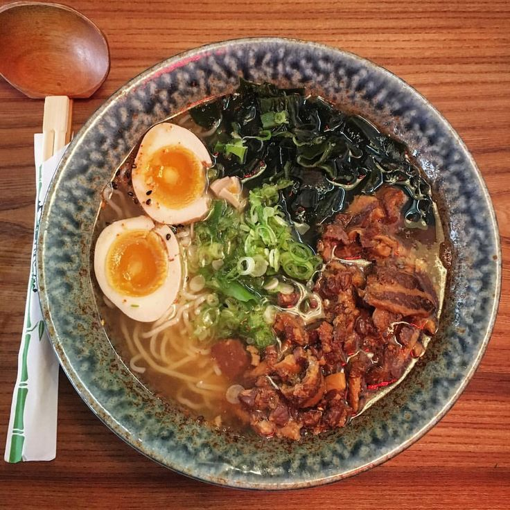 """153 Likes, 16 Comments - Charter McCloskey (@chartermccloskey) on Instagram: """"So beautiful. The few ramen places we've got in Copenhagen are luckely of rather high quality and…"""""""
