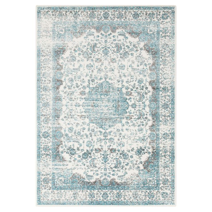 Shop Surya  ABE8005 Aberdine Aqua Area Rug at Lowe's Canada. Find our selection of area rugs at the lowest price guaranteed with price match + 10% off.