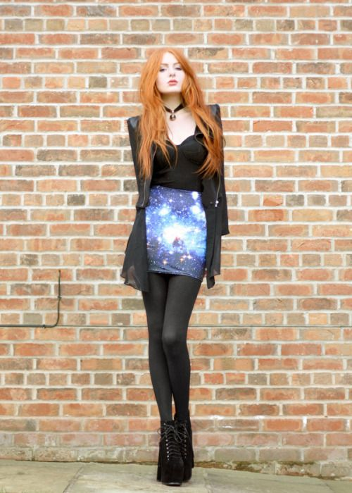 Tights and Pantyhose Fashion Inspiration. Follow for more! Facebook, Instagram, Pinterest