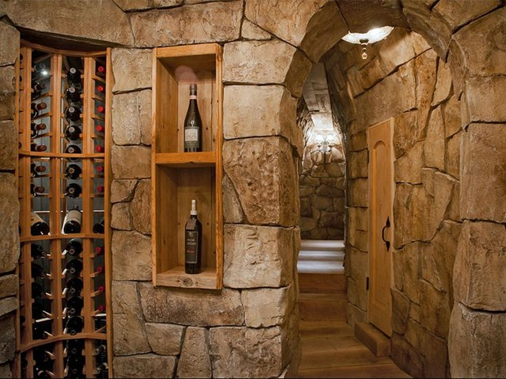 42 Best Underground Wine Cave Cellers Images On Pinterest