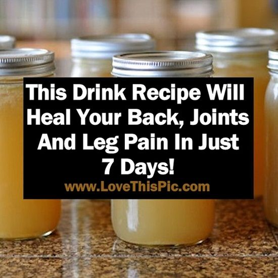 Heal Your Back, Joints and Back Pain