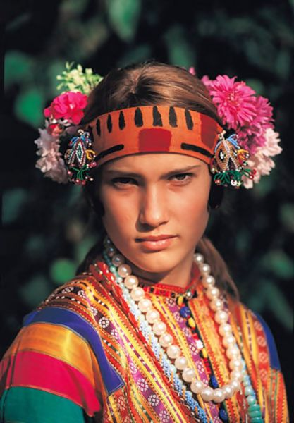 Traditional Clothes of Western Turkey