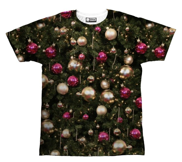 Christmas Tree Men's Tee