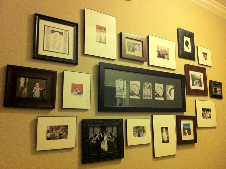 Pretty Collage Wall Ideas Pictures Inspiration - Wall Art Design ...