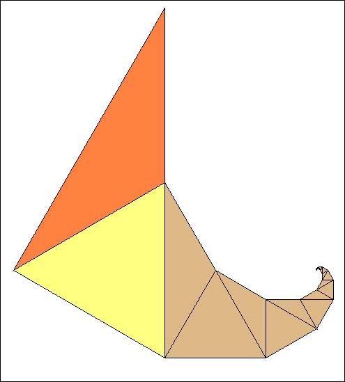 Spidron et triangle équilatéral - le blog polyspidrons