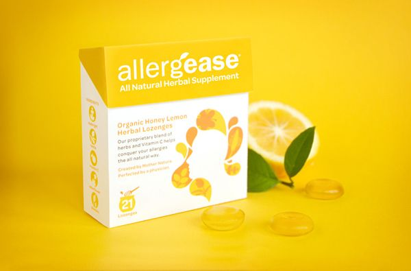 Allergease on Packaging of the World - Creative Package Design Gallery