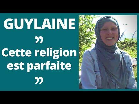"GUYLAINE, d'un style de vie ""bling-bling"" à l'ISLAM |conversion islam 2016 France| - YouTube"