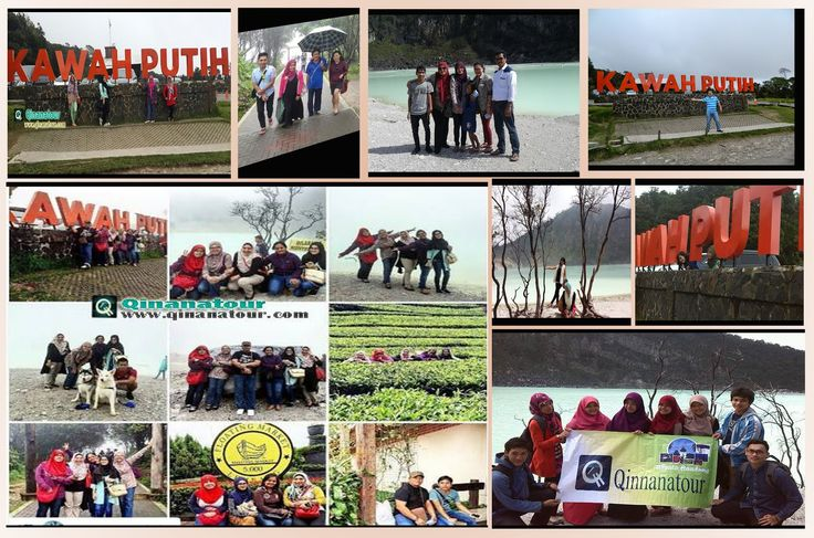 ini kawah putih, tempat wisata favorit di Bandung. yuk segera rencanakan liburan murah kamu di Bandung bersama Qinanatour