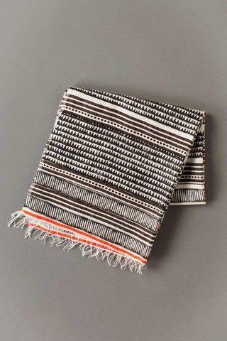 (via Print   Pattern / lemlem) — Ethiopian printed  hand-woven cotton scarf.