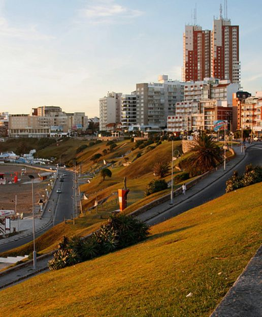 Mar del Plata - Varese at sunrise