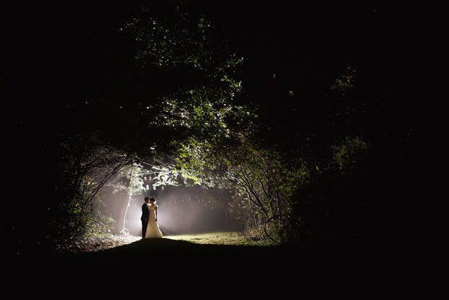 Backyard Wedding: Trista & Dan