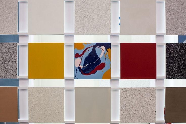 Fabricante de revestimentos especiais, a NS Brazil (www.nsbrazil.com.br) apresenta na Expo Revestir a linha Dédalos que reúne tipos de personalização artística para pisos monolíticos, o que permite combinar cores e acabamentos variados. A feira de revestimentos fica em cartaz de 3 a 6 de março de 2015, em São Paulo