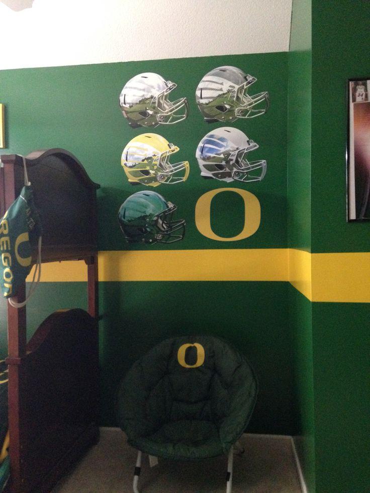 More Ducks Boy Room Oregon Ducks University Of Oregon